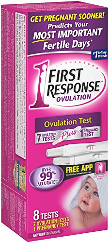First Response Ovulation Plus Pregnancy Test, 8 Count