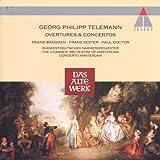 Music : Telemann: Overtures & Concertos