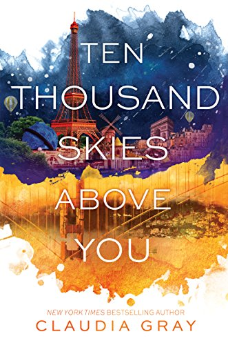 Image result for ten thousand skies above you book amazon
