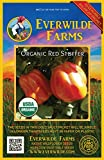 Everwilde Farms - 1 Oz Organic Red Stuffer Heirloom Tomato Seeds - Gold Vault Packet
