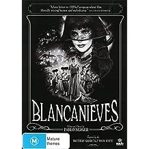 Blancanieves | English Subtitles | NON-USA Format | PAL | Region 4 Import - Australia