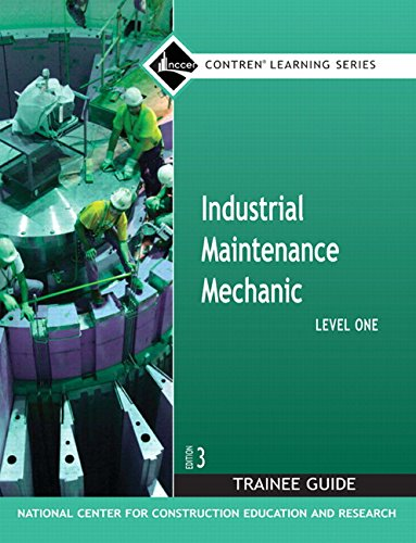 Industrial Maintenance Mechanic:Level 1