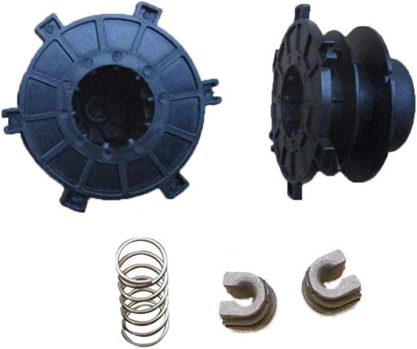 T/&F Kit de reconstrucci/ón de cabeza de recortadora 25-2 para Stihl FS 44 55 56 70 80 83 85 90 100 110 120 130 200