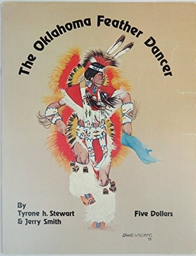 [The Oklahoma feather dancer] (North Indian Dance Costumes)