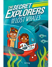 The Secret Explorers and the Lost Whales: 1