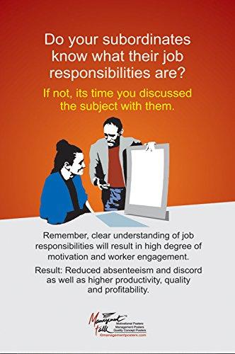 Management Subordinates Should Have Clear Understanding Job
