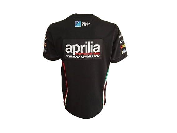 Aprilia T-Shirt Racing Team Moto GP 2017 Collection  Amazon.de  Sport    Freizeit 1263f1e295