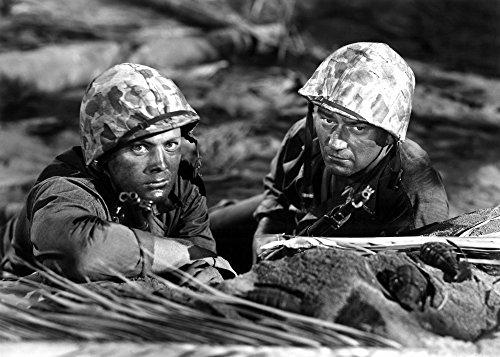 - Sands Of Iwo Jima John Agar John Wayne 1949 Photo Print (14 x 11)