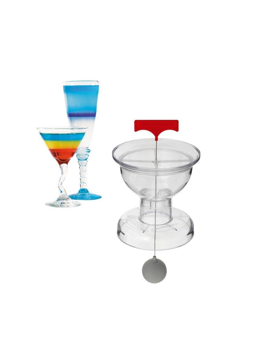 CocktailMaster Cocktail Layering Tool   Drink Layering Tool, Cocktail Layering System