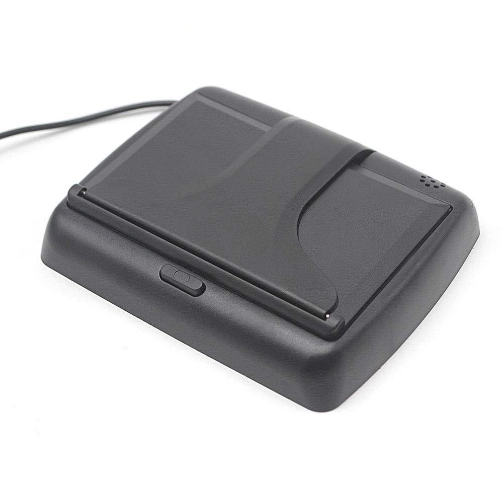Wired HD de Voiture Cam/éra de recul 170//° 10,9/cm LCD Moniteur Pliable Vue arri/ère kit