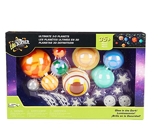 Solar System And Planet Toys : Hanging planets kids room webnuggetz