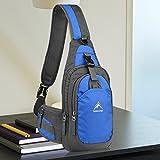 Sling Bag, Shoulder Backpack Chest Pack Causal