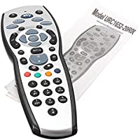 ANDROSET Standard Rev.9 TV Remote Control Controller Replacement For Sky HD Box
