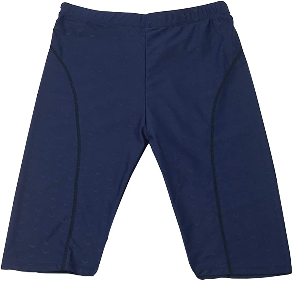 AIEOE Men Jammer Swimsuit Drawstring Swim Shorts