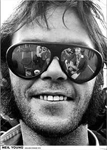 amazoncom neil young sunglasses oakland stadium 1974
