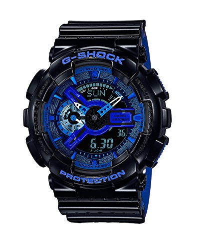 G Shock GA110LPA 1A Luxury Watch Black