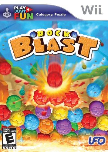 Blast Wii - Rock Blast - Nintendo Wii