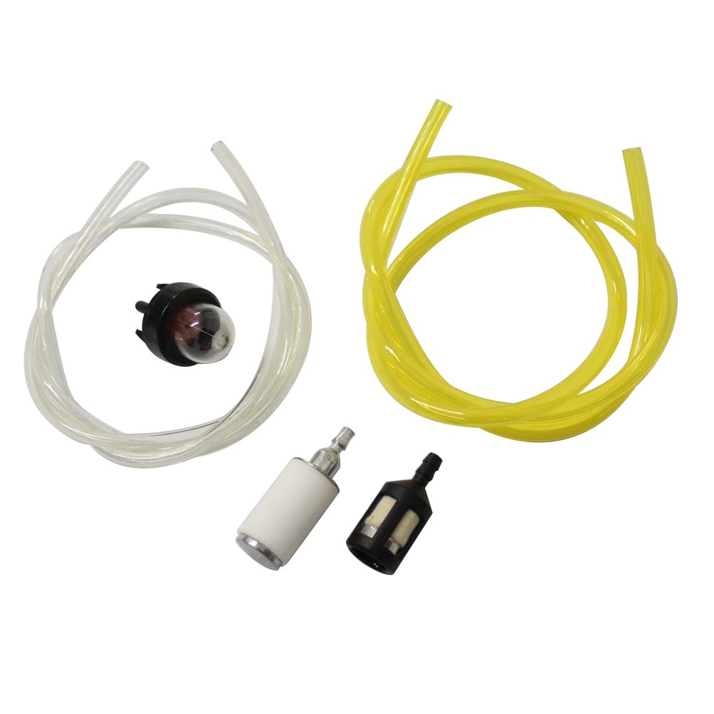 Podoy New Pack Of Replacement Fuel Line Filter 188 512 1 Carburetor Zama C1uh13 Diagram And Parts List For Homelite Leaf Snap Primer Bulb Zf Fit Mcculloch Chainsaws 3214 3216 3516 Garden
