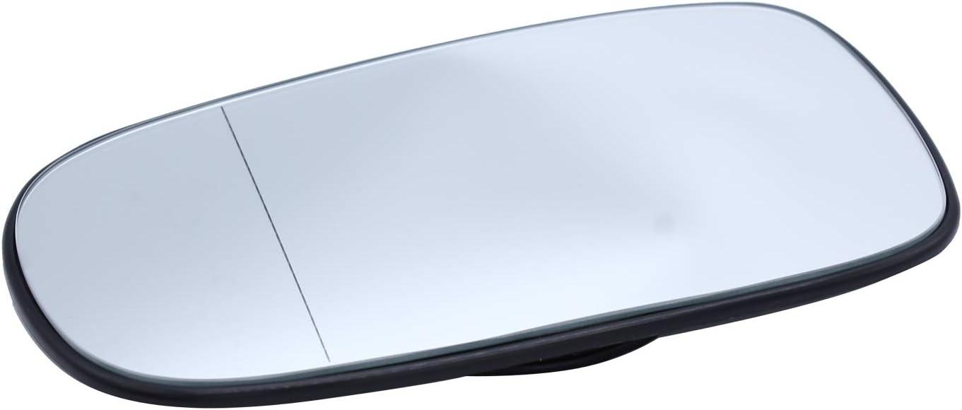 TAKPART Spiegelglas links Weitwinkel Beheizbar Asph/ärisch f/ür 93 95 2003-2010