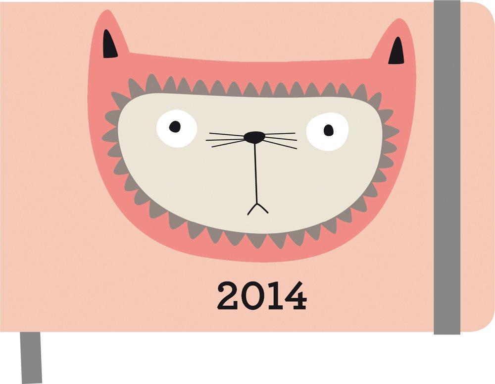 GreenLine Calendar Kate Larsen: Cats 2014