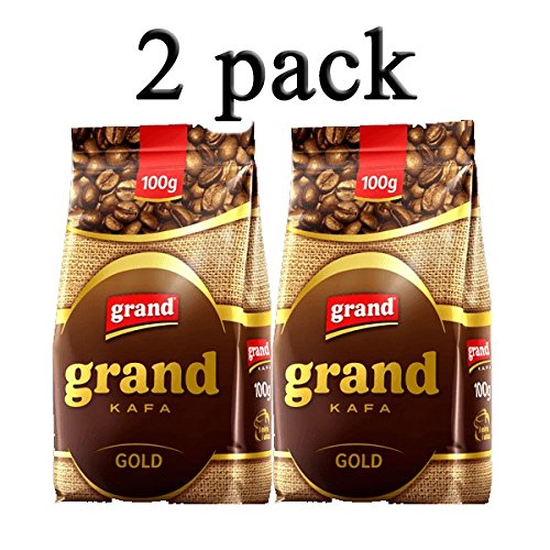 Grand Gold Kava 500g (2pack) Total 1000g - Gold La Grande