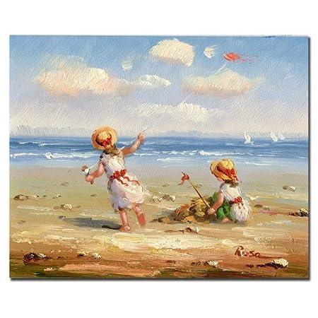 51XjlSxVQDL._SS450_ Beach Paintings and Coastal Paintings