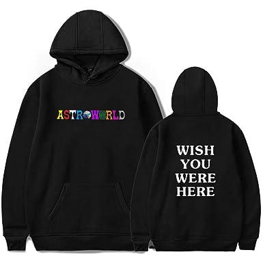 bec44450e0f6 Travis Scotts ASTROWORLD 3D Game Hoodies Fashion Logo Print Cool and  Fashion Clothes Men Clothes Women