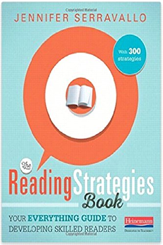 The Reading Strategies Book ISBN-13 9780325074337