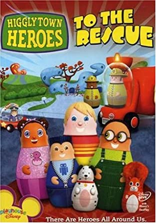 amazon com higglytown heroes to the rescue taylor masamitsu