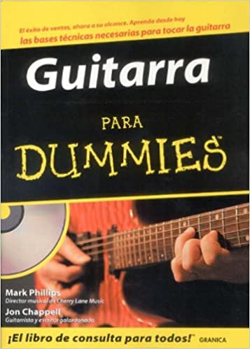 Guitarra para dummies (+CD): Amazon.es: Phillips, Mark: Libros