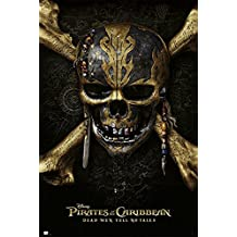 """Pirates of the Caribbean 5 Poster Dead Men Tell No Tales (24""""x36"""")"""