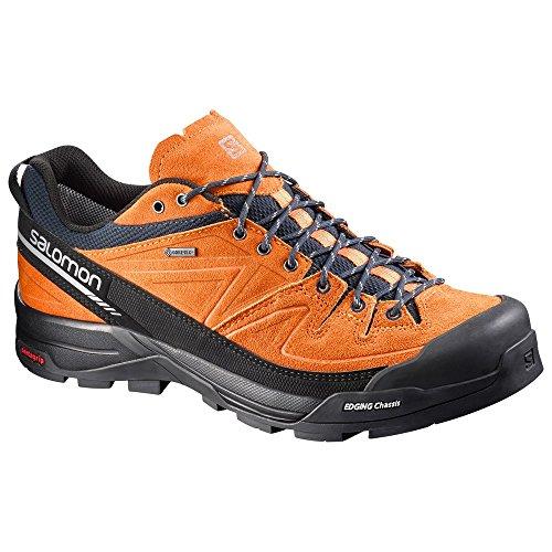 Escursionismo Orange da Stivali Deep Salomon Clementinex L37926600 Aluminium Uomo Blue qTt5f