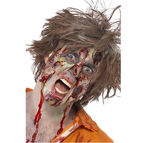 Kit maquillage zombie adulte halloween la caverne du jouet for Comidee maquillage halloween adulte