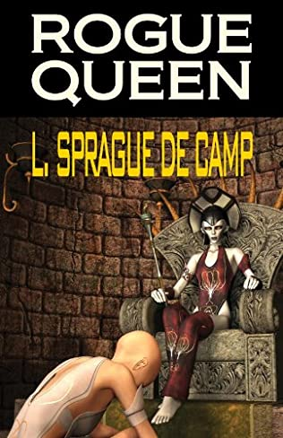 book cover of Rogue Queen