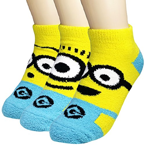 Women's Minions Cotton Blend Set