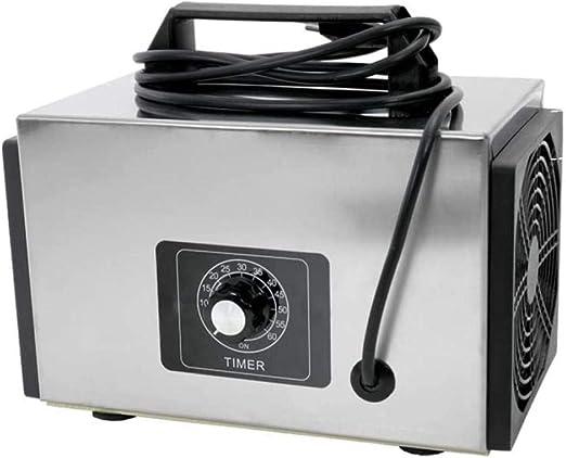 buyaolian Máquina De Ozono Generador De Ozono Tabletas Purificador De Aire Ozonizador con Temporizador Purificador De Aire Ozonizador Esterilizador Ozonizador ...