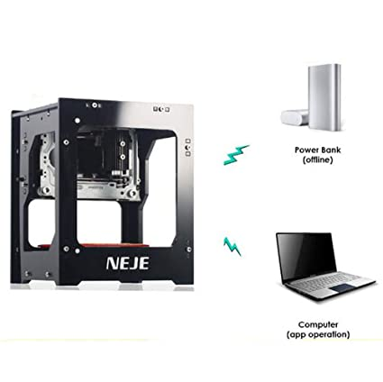 Amazon com: 1500Mw Laser Engraving Machine, Usb Engraving Machine