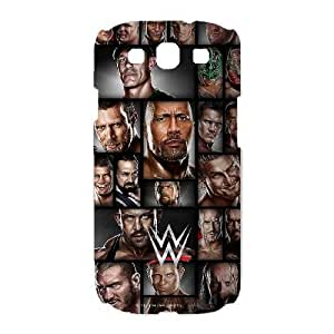 Samsung Galaxy S3 Phone Case White WWE DY7682715