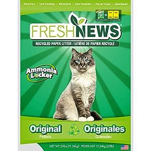 Fresh News Cat Litter, 25 Pounds 90