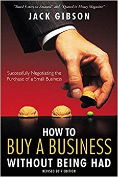Book How to Buy a Business Without Being Had