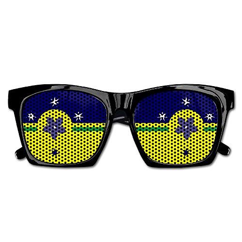 Australian New Flag Redesign Party Sunglasses Mesh Lens Glasses Costume Sunglasses Eyewear For Groom Party Wedding - Sunglasses Kid Party Australian