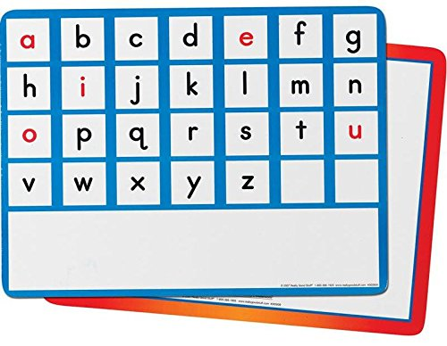 Really Good Stuff EZread Magnetic Word Building Kit