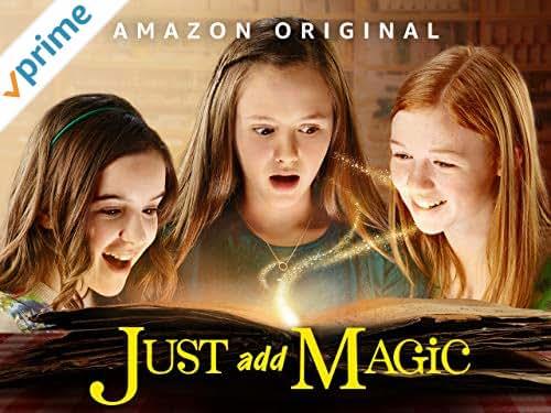 Just Add Magic - Season 1 (4K UHD)