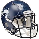 Riddell NFL Seattle Seahawks Speed Authentic Helmet, Green