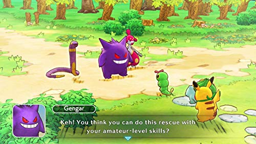 Pokemon Mystery Dungeon: Rescue Team Dx - Nintendo Switch 7