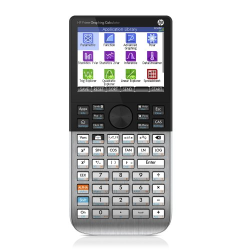 HP V2/B1S Graphing Calculator