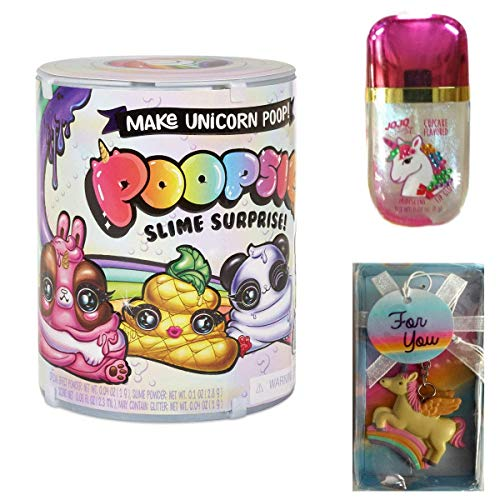 Poopsie Slime Surprise, Girls Toys Include Unicorn Keychain and Lipgloss Bundle 3 Items (Flavored) by bigdream (Image #4)