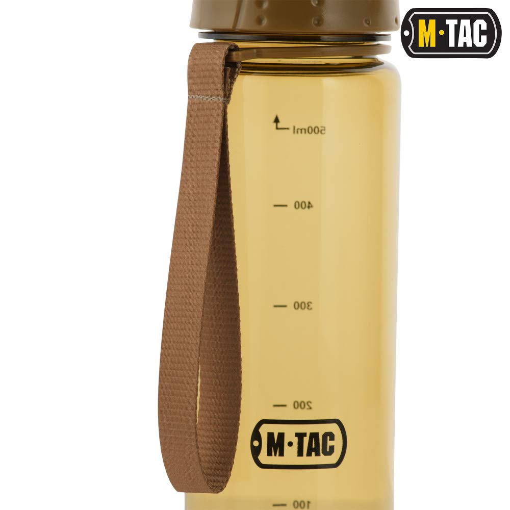 M-Tac Sports Water Bottle 20 OZ Fast Flow Workout for Gym