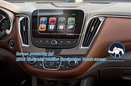 tuff-protect-anti-glare-screen-protectors-for-2016-chevrolet-malibu-8-car-navigation-screen