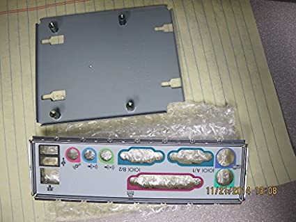 Military Hp Motherboard Backplate 5002-6287 I/O Shield Case
